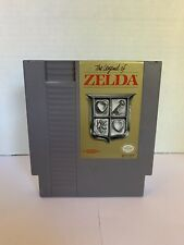 the legend of Zelda (NES 1987) - Comes With Plastic Protective Case
