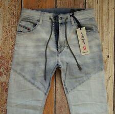 "NEW Diesel NARROT DR-NE Sweat Jeans W26/WAIST ACROSS 14""xL28 Made in ITALY"