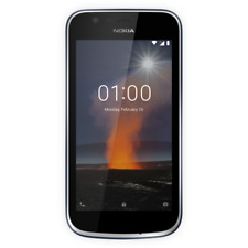 Nokia 1 8GB dark blue Dual-SIM Android 8.1 Go Edition Smartphone