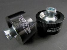 Blox Front Compliance Bushings (Spherical Bearings) Black 02-06 RSX 02-05 Civic