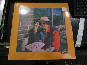 RON GALLO Peacemeal LP sealed VINYL 2021 Record POP Rock INDIE POP Album NEW