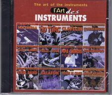 CD (NEW) L'ART DES INSTRUMENTS