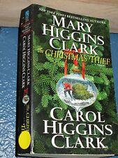 The Christmas Thief by Carol & Mary Higgins Clark *FREE SHIPPING* 0743272250