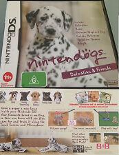 Dalmatiner & Freunde NINTENDÖGS Dalmatian & Friends DS Spiel Simulation Hunde Ne