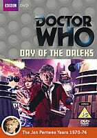 Doctor Who - Day of the Daleks  DVD Jon Pertwee, Katy Manning, Nicholas Courtney