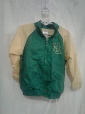 Kids 4T UO Oregon Ducks Jacket Green & Yellow