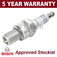 VW CORRADO 1.8 G60 158BHP 88-93 BOSCH DOUBLE PLATINE Spark Plug WR6DP0