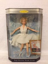 Barbie As Marilyn The Seven Year Itch Hollywood Legends Doll Collector Edition