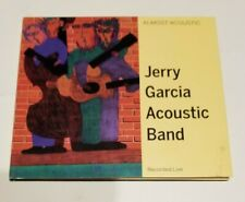 Jerry Garcia Acoustic Band: Almost Acoustic CD (Recorded Live 1987)2010