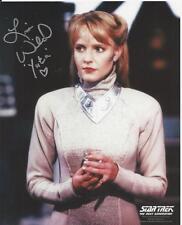 Lisa Wilcox - Star Trek Tng signed photo