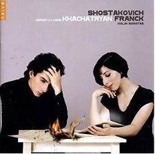 Franck: Violin Sonata in A major, M. 8 Recitativo Fantasia,Shostakovich