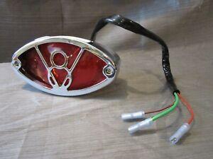 Boss Hoss A150352 LED Taillight V8 Cat Eye with Red Lens - NEW MSRP $63 #1