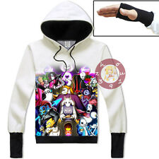 Anime Undertale Sans/Papyrus Unisex Jacket Cosplay Hoodie Fashion Coat#CX-A85