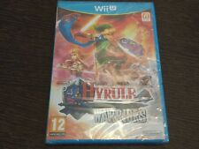 The Legend Of Zelda Hyrule Warriors Nuevo Precintado - Pal España Nintendo Wii U