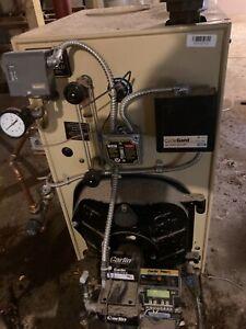weil mclain oil boiler