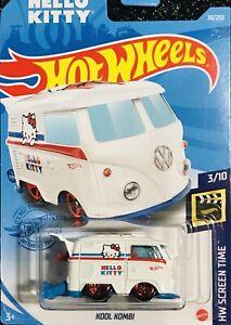 Hot Wheels Hello Kitty Kool Kombi #38
