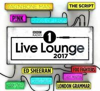 BBC RADIO 1'S LIVE LOUNGE 2017 – V/A 2CDs Inc Ed Sheeran Pink (NEW/SEALED)