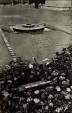 PARIS Frankreich CPA Carte Postale ~1940 Arc-de Triomphe Grab unbek. Soldat