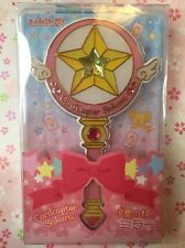 New Japan Anime Card Captor Sakura Star Wand Large Hand Mirror Kawaii