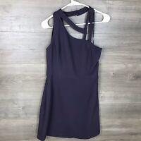 BCBGeneration Women's Size 10 Sleeveless Sheath Dress Purple