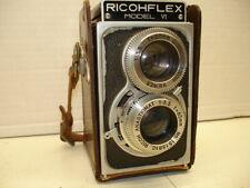 Vintage Ricohflex Model Iv Camera