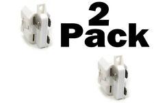 New listing 2 Pack 5303007173 Refrigerator Freezer Compressor Relay Fits Frigidaire Kenmore