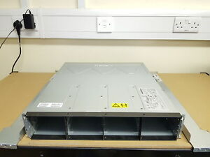 IBM DS3512 6G SAS 4 Port iSCSI Dual Controller Storage Array 1746-C2A 12x 3.5''