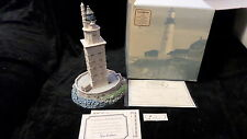 Harbour Lights La Caruna Spain #235 w original box and Coa