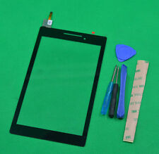"For Lenovo Tab 2 A7-10F 7"" 7.0 Black Digitizer Glass Touch Screen Parts"