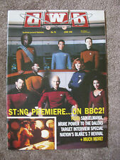 DWB Issue 78 - 'Doctor Who' A4 Fanzine - plus Blake's 7, Star Trek, STNG