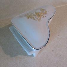 Vintage Europa Bomboniere Porcelain Piano Shape Trinket Dish - Windsor Ontario