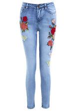 Jeans da donna medi denim , Taglia 42
