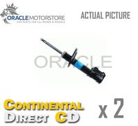 2 x CONTINENTAL DIRECT FRONT SHOCK ABSORBERS STRUTS SHOCKERS OE QUALITY GS3142FL