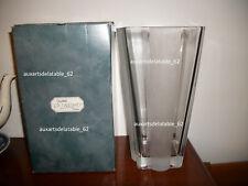 Cristal d'arques 1 Vase en cristal Modèle Sogaro Neuf