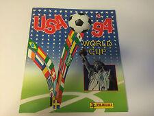 PANINI WM USA 94 WORLD CUP 1994 KOMPLETT ALBUM ORIGINAL TOP RAR