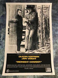 GFA Midnight Cowboy '69 Joe Buck * JON VOIGHT * Signed Movie 12x18 Photo J4 COA