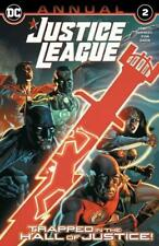 Justice League Annual #2 (Vol 4)