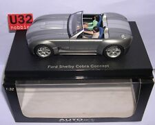 FN AUTOART 13101 SLOT CAR FORD SHELBY COBRA CONCEPT