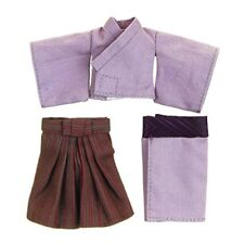 Obitsu Doll 11cm Body Hakama �E Kimonos Set Up and Down Set