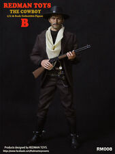 """1/6 Scale REDMAN TOY Model Toy The Cowboy The Bad 12""""  moive Doll Figure RM008 B"""