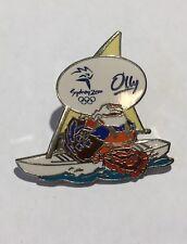 Olympic Sydney 2000 Badge ( Olly )