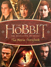 New The Hobbit The Desolation of Smaug Movie Storybook - Lord of the Rings Lotr