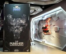 Hot Toys 1/6 Scale MARVEL Future Fight - The Punisher War Machine Armor VGM33D28