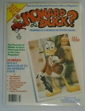 Howard the Duck #1 6.0 FN (1979 Magazine)