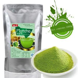 1000g Matcha Green Tea Powder 100% Natural Organic Slimming Tea Reduce Weight 抹茶