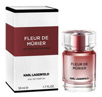 Karl Lagerfeld FLEUR DE MURIER eau de parfum  50 ml 1.7 oz new in box sealed