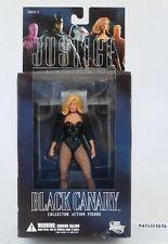 DC Direct Collector Action Figure BLACK CANARY Justice League Sealed New