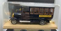 922J Diano 114 Bus Magirus Deutz Type 2C V110 1919 Württ Post Blue 1:40 +Box