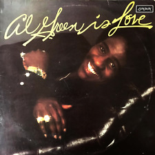 AL GREEN - AL GREEN IS LOVE (LP) (VG-/G+)