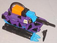 "G2 TRANSFORMER DECEPTICON HERO MEGATRON COMPLETE LOT # 3 ""DEAD MINT/PROF:CLEANED"